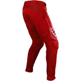 Troy Lee Designs Sprint Pants Herrer, red